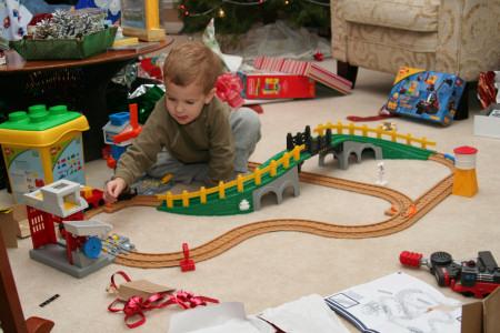 Owen's New Trains