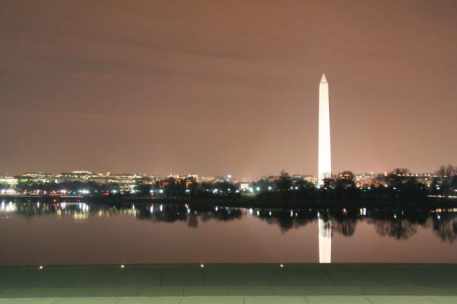 Washington, D. C. at Night